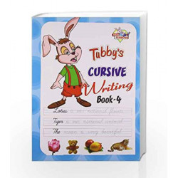 Tubbys Cursive Writing Book 4 by Jr Diamond Book-9789382562948