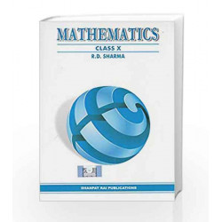 Mathematics for Class 10 by GARRISON Book-9789383182008