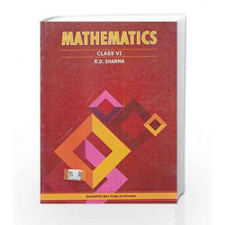 Mathematics for Class 6  (Based on the NCERT Syllabus) by CHANG Book-9789383182497