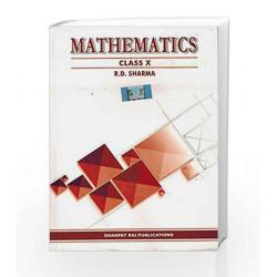 Mathematics Class 10 by CHARTRAND Book-9789383182947