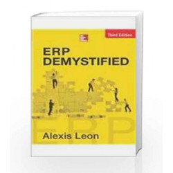 ERP Demystified by Alexis Leon Book-9789383286676