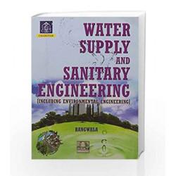 Water Supply And Sanitary Engineering by Rangwala Book-9789385039003