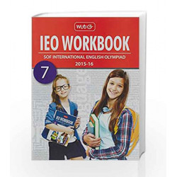 MTG International English Olympiad (IEO) Work Book Class 7 (PB) by MTG Editorial Board Book-9789385204418
