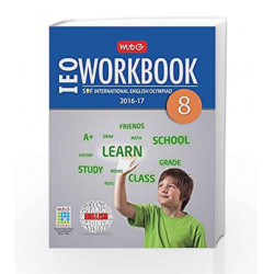 International English Olympiad : Work Book - Class 8 by MTG Books Book-9789385204425