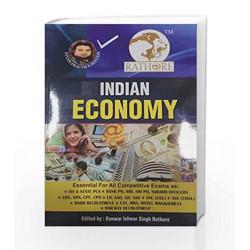 Indian Economy by Kunwar Ishwar Singh Rathore Book-9789385493195