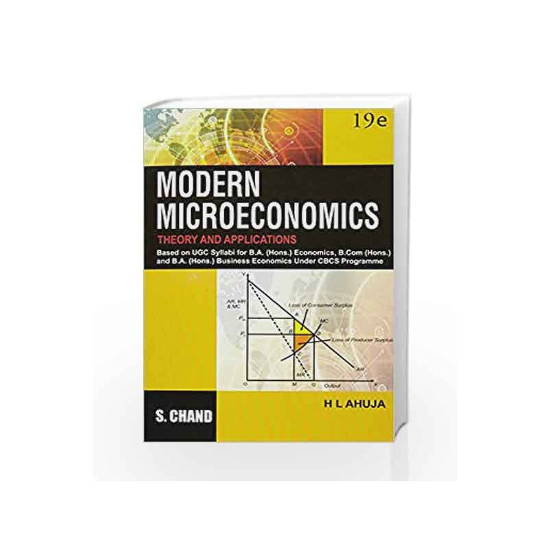 Modern Microeconomic Theory and Applications by ORIENT Book-9789385676130