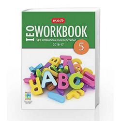 MTG International English Olympiad (IEO) Work Book - Class 5 by MTG Editorial Board Book-9789385875687