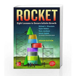 Rocket: Eight Lessions to Secure Infinite Growth by Michael J.Silverstein Book-9789385880032