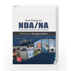 Study Package for NDA Entrance Examination by MHE Book-9789385965296