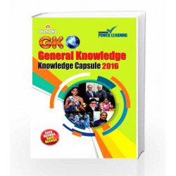 General Knowledge Capsule 2016 by Diamond Book-9789385975684