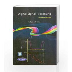 Digital Signal Processing by P. Ramesh Babu Book-9789385983375