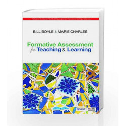 Formative Assessment for Teaching and Learning by BHATTACHARYA Book-9789386062550