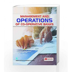 Management and Operations Of Co-Operative Banks by Indian Institute of Banking and Finance Book-9789386263605