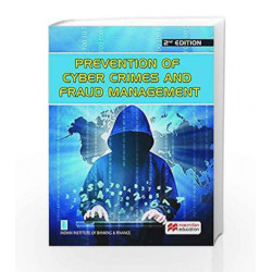 Prevention of Cyber Crimes and Fraud Management by Indian Institute of Banking and Finance Book-9789386263674