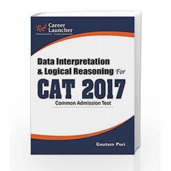 CAT 2017 Data Interpretation & Logical Reasoning by Gautam Puri Book-9789386309471
