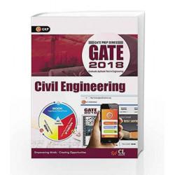 GATE Guide Civil Engineering 2018 by GKP Book-9789386309730