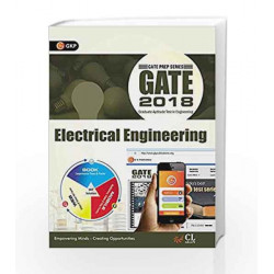 GATE Guide Electrical Engineering 2018 by GKP Book-9789386309754