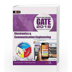 GATE Guide Electronics & Communication Engineering 2018 by GKP Book-9789386309761