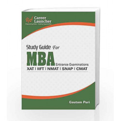 MBA Guide 2017 by GKP Book-9789386309990