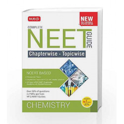 Complete NEET Guide Chemistry by MTG Editorial Board Book-9789386561763