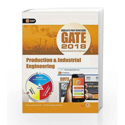 Gate Guide Production & Industrial Engineering 2018 by GKP Book-9789386601155