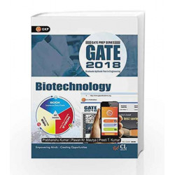 Gate Guide Biotechnology 2018 by GKP Book-9789386601346