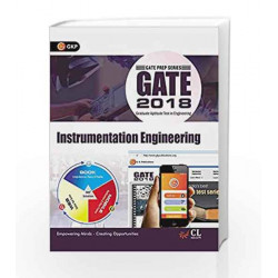 Gate Guide Instrumentation Engineering 2018 by GKP Book-9789386601353
