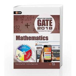 Gate Guide Mathematics 2018 by GKP Book-9789386601520