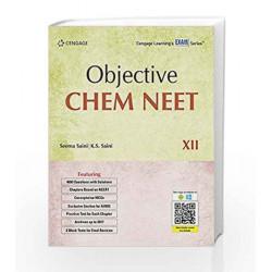 Objective Chem NEET XII by Seema Saini Book-9789386650009
