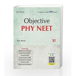 Objective Phy NEET XI by B.M. Sharma Book-9789386650016