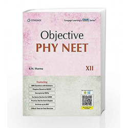 Objective Phy NEET Class XII by B.M. Sharma Book-9789386650023
