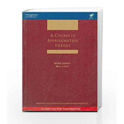 A Course in Approximation Theory by CHENEY Book-9789812652614
