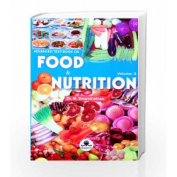 Advanced Text-Book On Food & Nutrition Volume - 2  by Swaminathan M Book-B020000000001