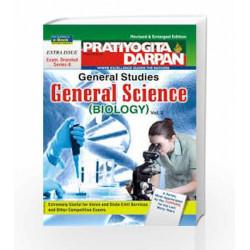 Pratiyogita Darpan Extra Issue Series 6 General Science (Vol 2) Biology by Pratiyogita Darpan Book-P150000000039