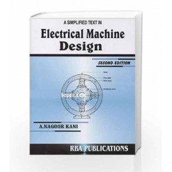 Electrical Machine Design by Nagoorkani Book-R212000000005