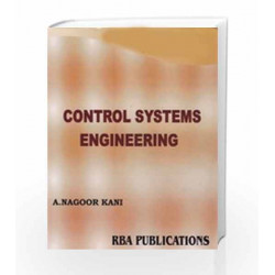 Control Systems by Kani N Book-R212000000007