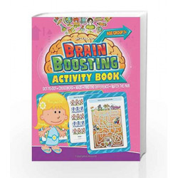 Brain Boosting Activity Book: Match the Pair, Find the Difference, Maze, Crossword, Dot to Dot  (7+ Yrs)