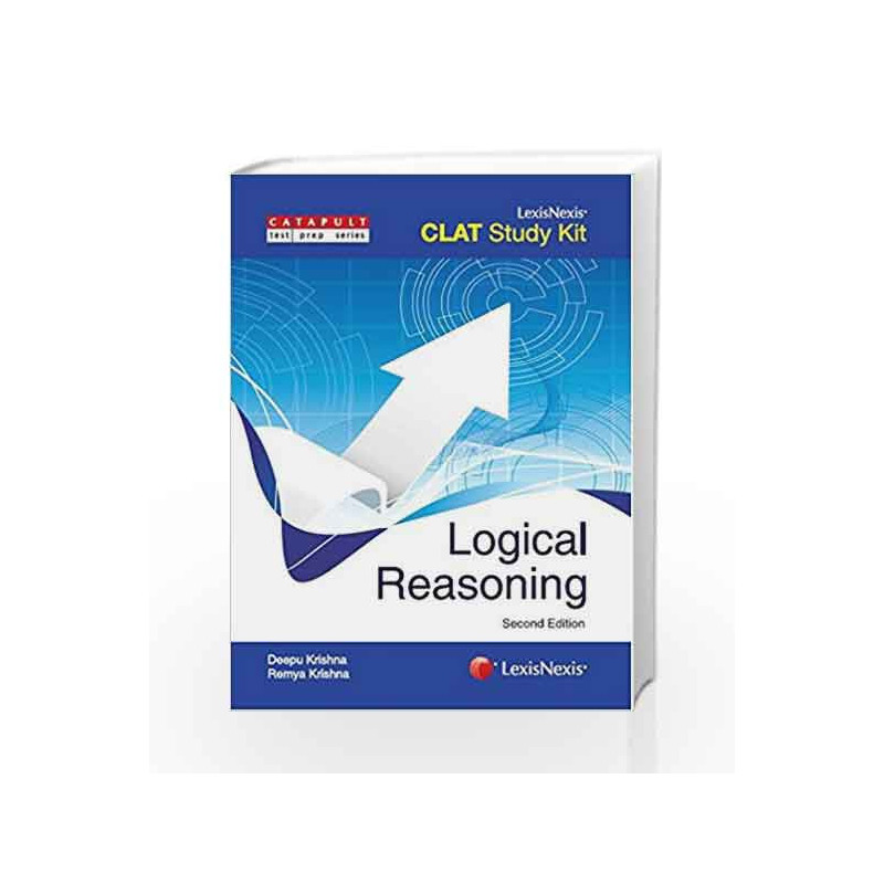 Clat Study Kit: Legal Reasoning, English, Logical Reasoning, Mathematics and Legal Awareness by Deepu Krishna