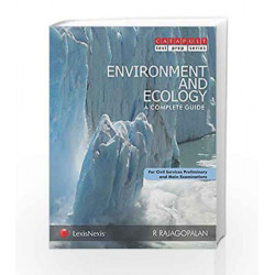 Environment And Ecology A Complete Guide (Civil Services (Preliminary And Main) Examinations) by R. Rajagopalan