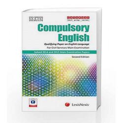Compulsory English Qualifying Paper On English Language (Civil Services (Main) Examinations) by Showick Thorpe