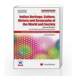 Indian Heritage, Culture, History and Geography of the World and Society   General Studies I by Showick Thorpe