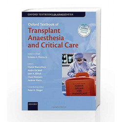 Oxford Textbook of Transplant Anaesthesia and Critical Care (Oxford Textbook in Anaesthesia) by Ernesto A. Pretto  Jr.