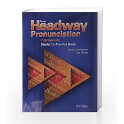 New Headway Pronunciation Course Intermediate: Student's Practice Book and Audio CD Pack (Book & CD) by VED PRAKASH