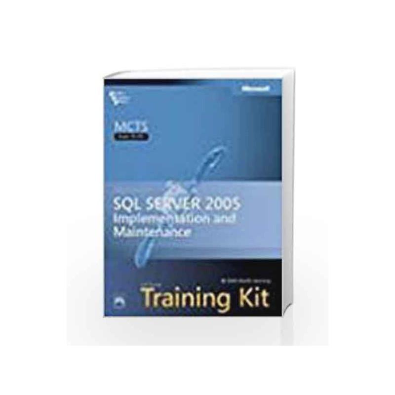 Mcts Self Paced Training Kit Exam 70 431 Microsoft Sql Server