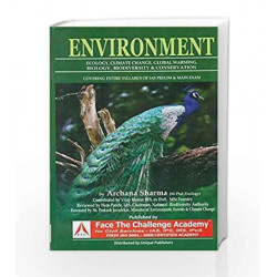 Environment Ecology, Climate Change, Global Warming,Conservation & Related Current Affairs by RICHARD STERN