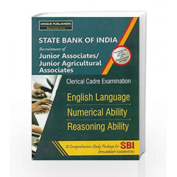SBI Junior Associates/Junior Agricultural Associates Clerical Cadre Exam ENGLISH LANG, NUMERICAL ABILITY, by BY DAVID MARCUM