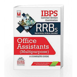 IBPS RRB (CWE) Regional Rural Banks  Office Assistants (Multipurpose) Guide (Master Guide Series) by Unique Research Academy