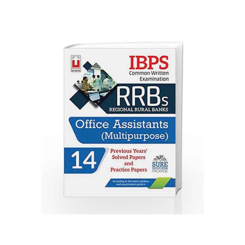 Ibps Rrb Cwe Regional Rural Banks Office Assistants Multipurpose