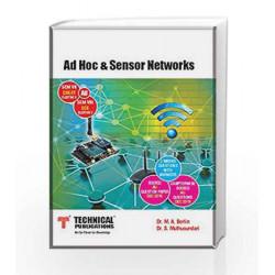 Ad Hoc & Sensor Networks for Anna University Sem-VIII ECE Elective-V, Sem-VII CSE / IT Elective-II Course 2013 by Muthusundari