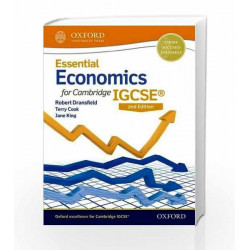 Essential Economics for Cambridge IGCSE (Second edition) by G.BALAJI Book 9781408523223